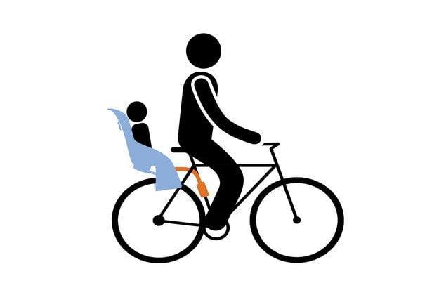 Παιδικά Καθίσματα Ποδηλάτου