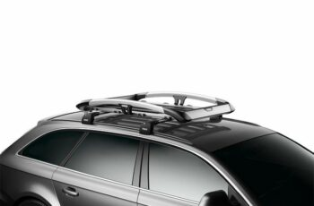 thule trail M carrier basket
